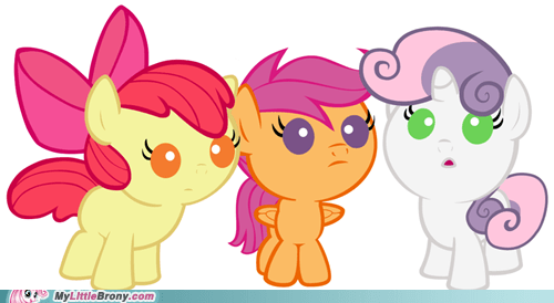 hnnngg heart attack cutie mark crusaders foals - 6882775040