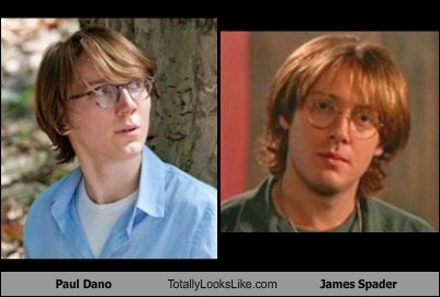 James Spader actor TLL paul dano funny