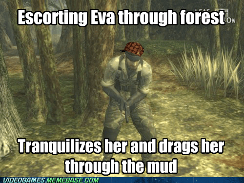 scumbag metal gear solid Memes snake - 6883492096