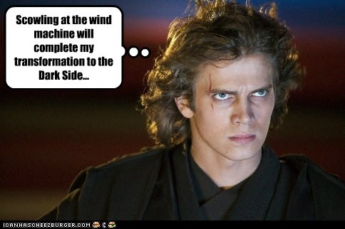 transformation the revenge of the sith star wars the dark side hayden christensen anakin skywalker complete