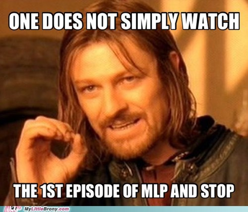 one does not simply Memes TV meme - 6883762176