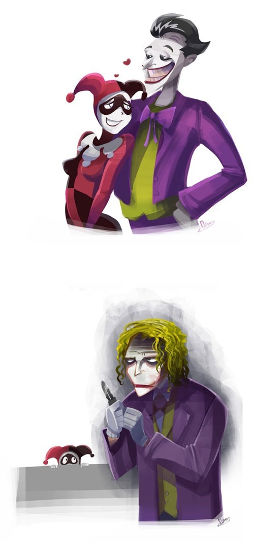 creepy,awesome,heath ledger,at