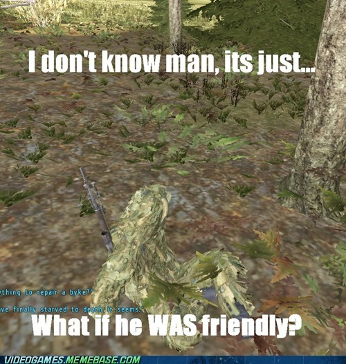 nice guy,socom,friendly fire