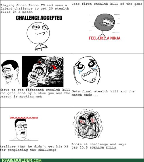 GRFS rage
