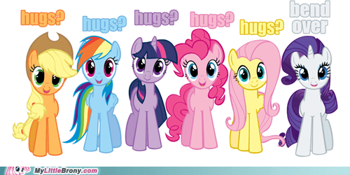 clopping,rarity,mane six,hey you guys voted for it