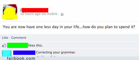 grammar nazi grammar correcting grammar - 6888595712