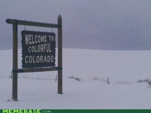 Colorado snow winter - 6888617984