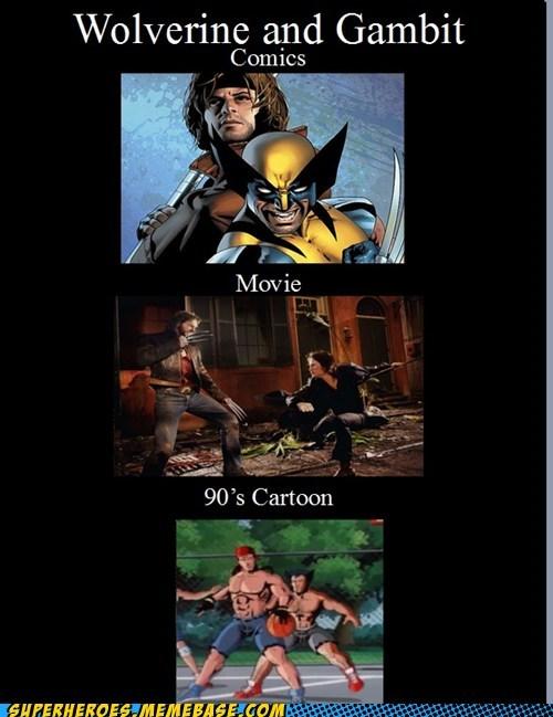 wtf gambit cartoons wolverine - 6889004032