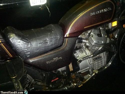 duct tape seat waterproof seat motorcycle seat waterproof - 6889128960