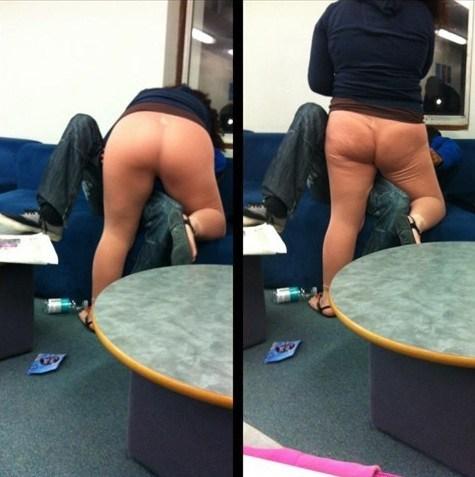 flesh colored leggings - 6890792704