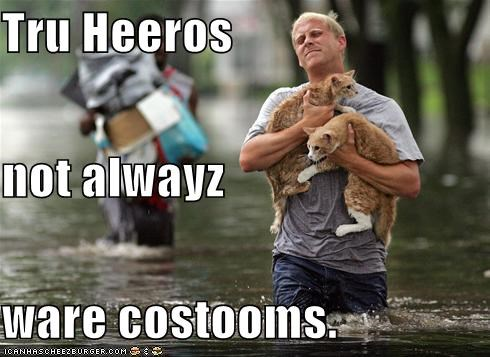 costume hero lolcats rescue - 689101056