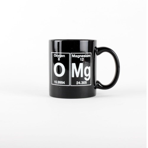 coffee science Chemistry mug - 6891119872
