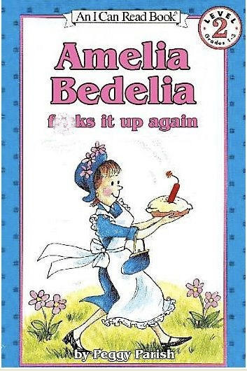 amelia bedelia nostalgia books childhood ruined - 6891154944