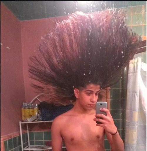 hair selfie - 6891163648