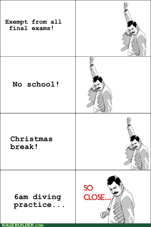 school so close winter break success driving exams - 6891269632