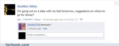 date kentucky daddy daughter Father