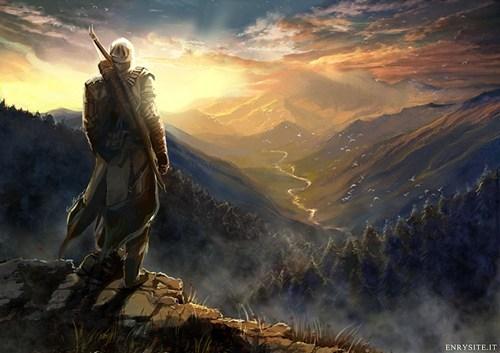 Fan Art assassins creed video games - 6891386624