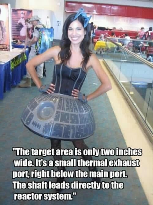 star wars Death Star dress - 6891480832