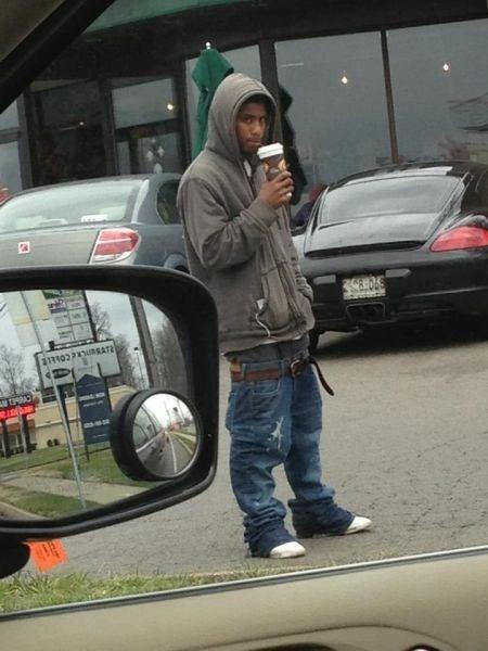 saggy pants hoodie belt g grated poorly dressed - 6891642880