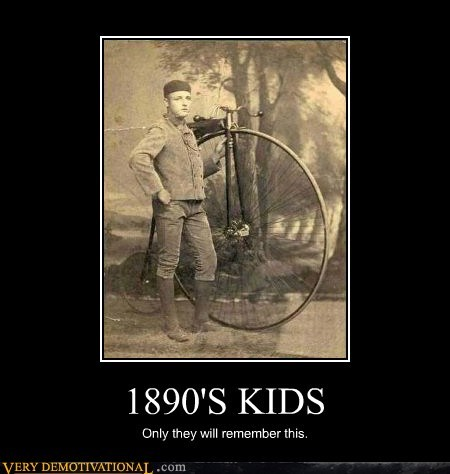 boneshaker kids bike 1890s - 6891658240