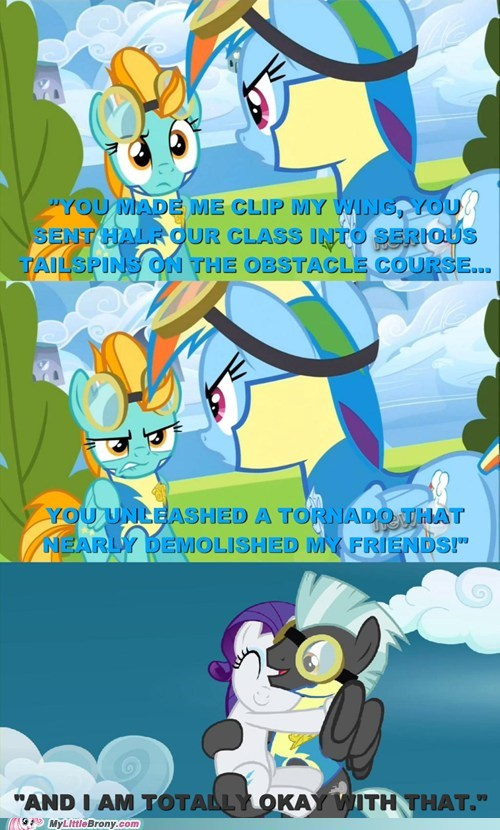 thunderlane rarity wonderbolts crush - 6891665408