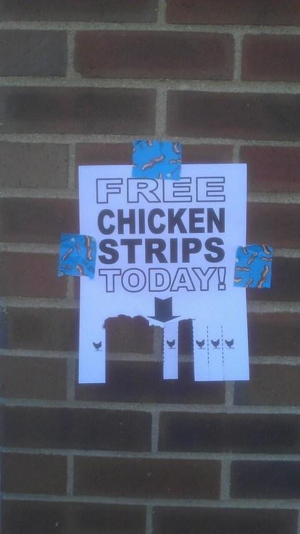 strips chicken chicken strips literalism free - 6891828992