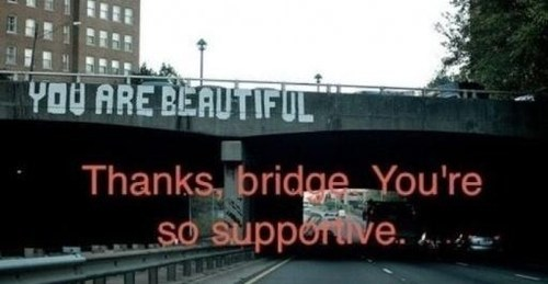 supportive literalism support bridge double meaning - 6891842816