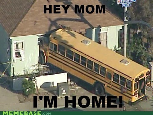 wtf,FAIL,school bus