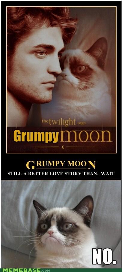 tardar sauce twilight Grumpy Cat - 6892097024