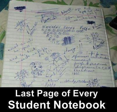 student doodles notebook - 6892253184