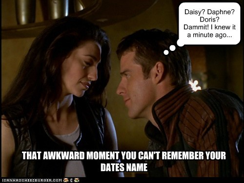 claudia black ben browder that awkward moment date John Crichton farscape name aeryn sun - 6892893440