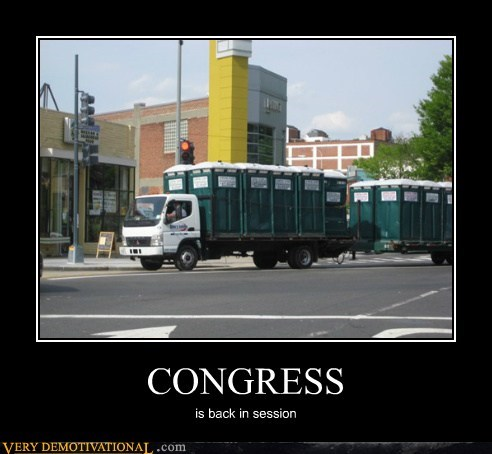 in session,Congress,port a potty