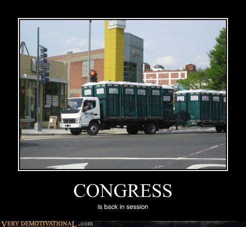 Congress port a potty - 6893157376