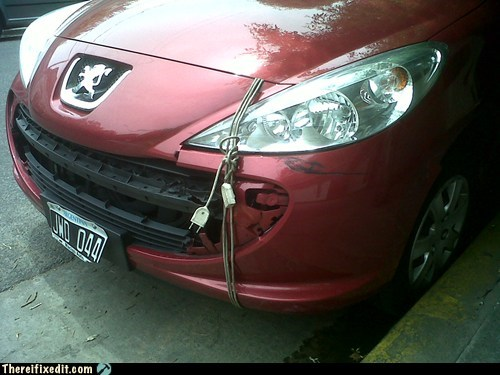plug car hood car plug cord bumper - 6893397760