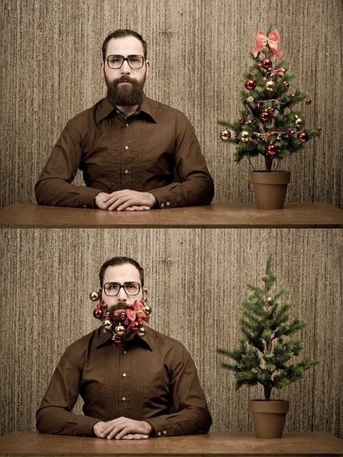 christmas beard poorly dressed g rated - 6893713408
