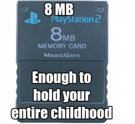 playstation memory card nostalgia - 6893883136