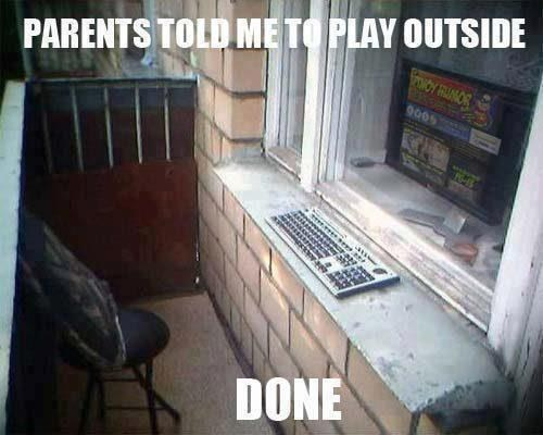 play outside video games - 6893887744