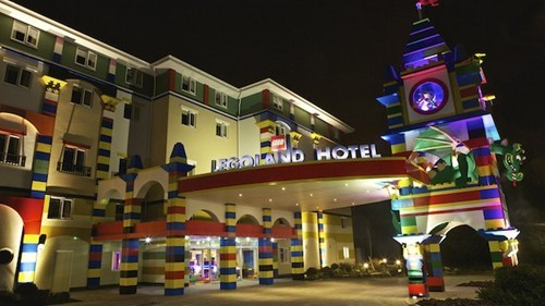 hotel lego resort nerdgasm destination WIN! g rated Hall of Fame best of week - 6893888768