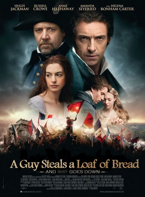 movies movie posters Les Misérables - 6894098176