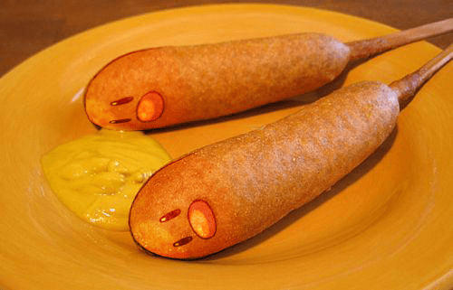 diglett wednesday diglett corndogs - 6894482688