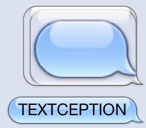 Inception,iPhones,Textception
