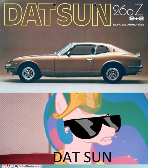car sun celestia datsun - 6894744064