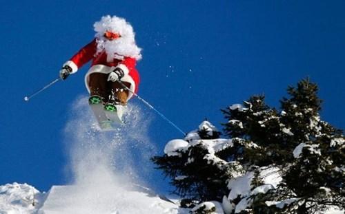 sports santa BAMF skiing - 6894879488