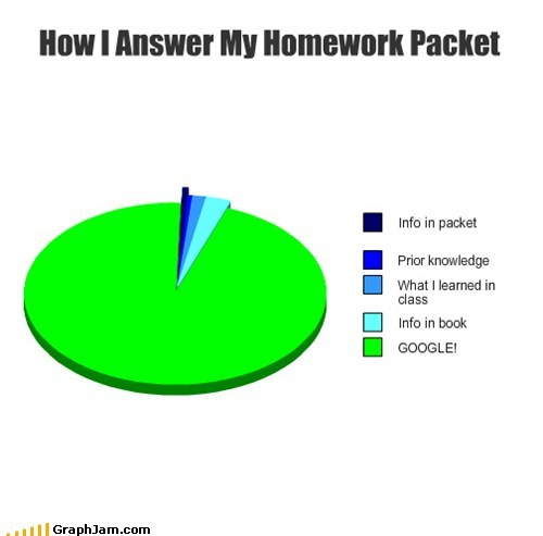 school answer internet google Pie Chart - 6895049216