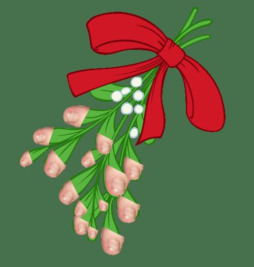 toe literalism mistletoe suffix - 6895051776