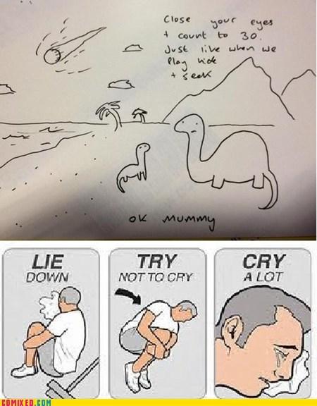 extinction funny dinosaurs - 6895084800