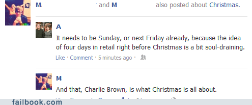 christmas charlie brown failbook g rated - 6895755264