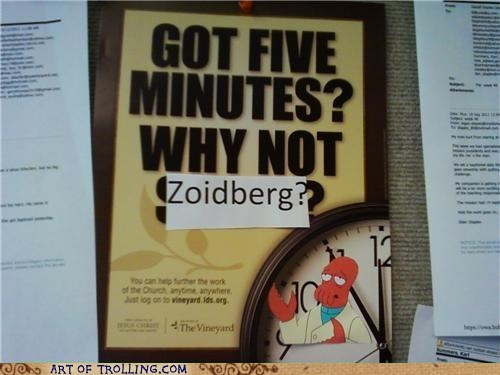 time school answer Zoidberg - 6897298176