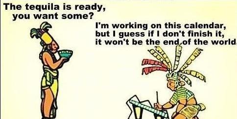 calendar tequila apocalypse mayans - 6897500928