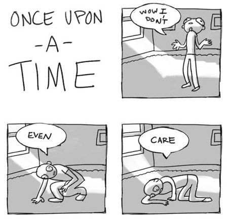 i dont care,once upon a time,comic,The End